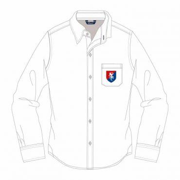 FND FS SHIRT GR 7-13 WHITE