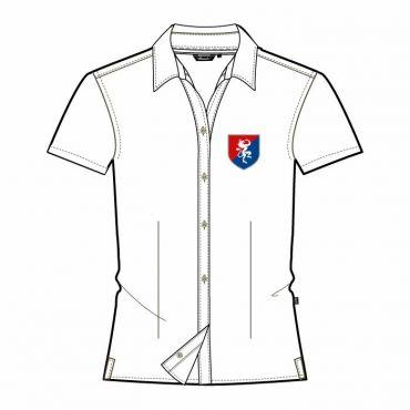 FND SS BLOUSE GR 7-11 WHITE