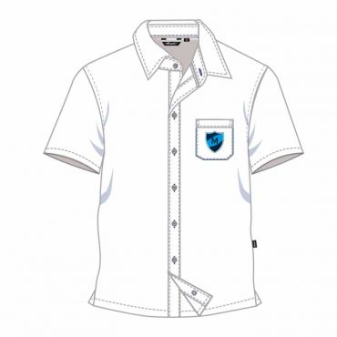 MEP BOYS SS SHIRT WHITE GR 11-12