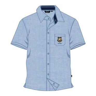 ALP BOYS SS SHIRT GR 1-6 BLUE