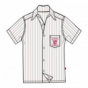 NMS UNISEX STRIPED SS SHIRT