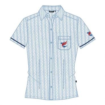 AKNS BOYS SS SHIRT GR 1-5 STRIPE