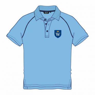 WEL UX KG POLO BLUE